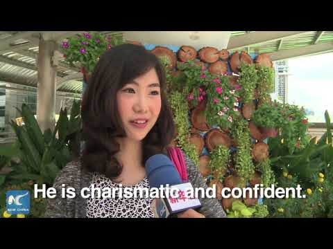 VOX POP: Xi Jinping & China's ruling party in foreigners' eyes