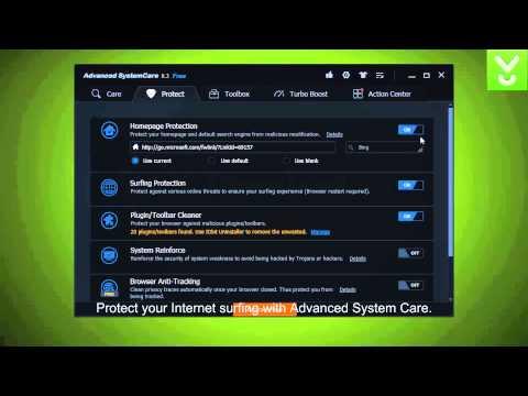 Advanced System Care Free - Clean up, optimize, and speed up your PC - Download Video Previews