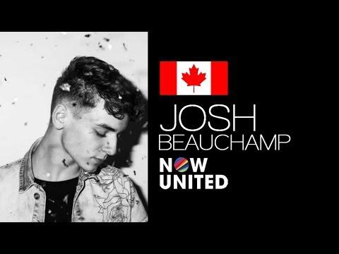 The NOW UNITED Factor: Canada's Josh Beauchamp