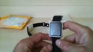 видео Электронные часы