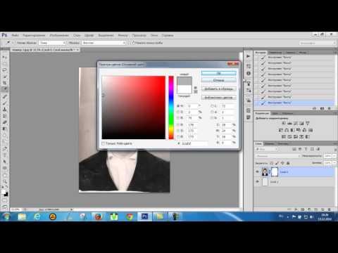 Знакомство с масками в Photoshop CS6 в ретуши под гравировальный станок