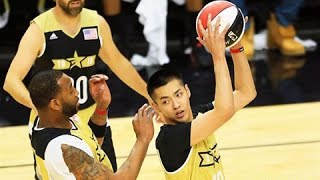Kris Wu becomes first Chinese to play in NBA Celebrity Game