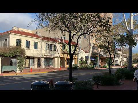 Sunday in Santa Barbara - State Street (2)