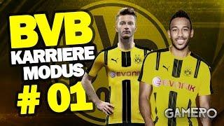 FIFA 17 KARRIEREMODUS BVB #01 ♕ Willkommen In Dortmund! ♕ FIFA 17 Karrieremodus Deutsch German