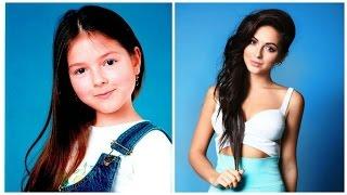 НЮША - фото в детстве, юности и позже