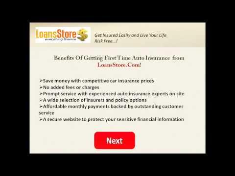 Cheap First Time Car Insurance