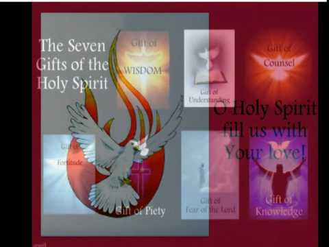DAY 3 - NOVENA TO THE HOLY SPIRIT