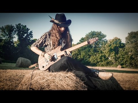 Hittin' The Hay | COUNTRY BLUES SLIDE GUITAR