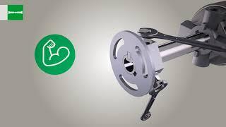 Новая видеоинструкция по вертикальному монтажу промышленных ворот