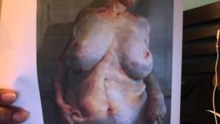 Art Appreciation Video On Jenny Saville