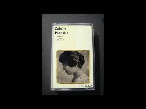 Zabelle Panosian - Tzain dour ov dzovag (call to the sea) thumbnail