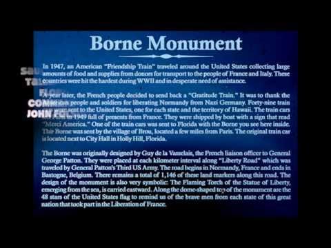 Borne Monument Dedication @Post 13 American Legion, Tallahassee, Florida