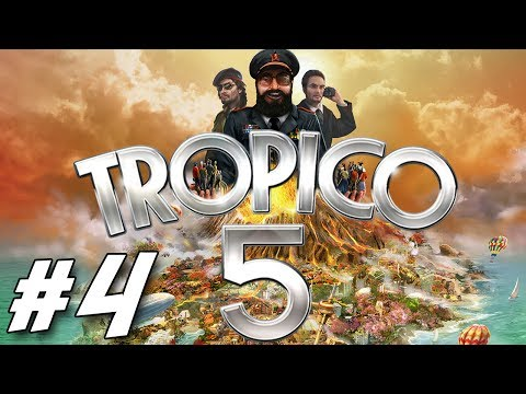 Tropico 5 Campaign #4 ~ Swiss Banking!