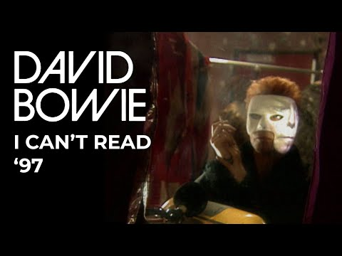 Robbyn Hart - David Bowie--I Can't Read '97 ---