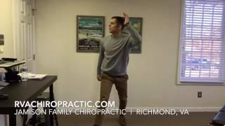 Richmond VA Chiropractor - Vestibular System Test