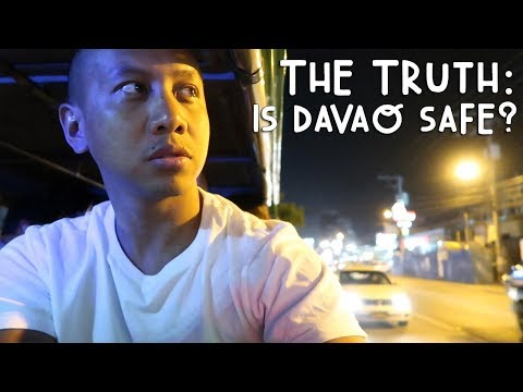 THE TRUTH: IS DAVAO SAFE? | Vlog #251