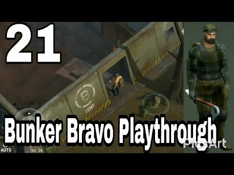 Bunker Bravo Full Gameplay!Last Day On Earth Gameplay Part 21| Best Survival Game Android Ios