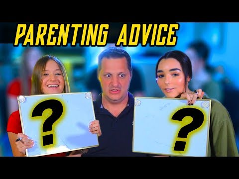 Parenting | Billy LeBlanc with Indiana & Riley