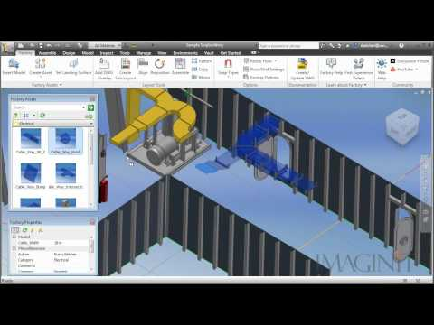 Autodesk Factory Design Suite for Shipbuilding