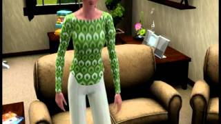 Scaredy Cat - A Sims 3 Machinima
