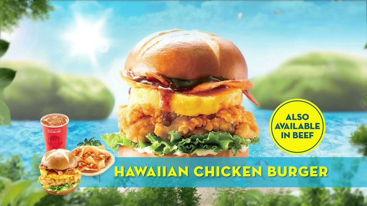 Bite your way to paradise - The New Hawaiian Chicken ...