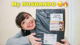 UNBOXING HUSBANDO !!! SEBASTIAN MICHAELIS from KUROSHITSUJI/ BLACK BUTLER