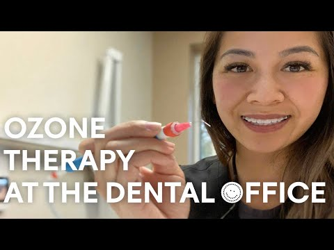 Ozone Therapy At The Dental Office