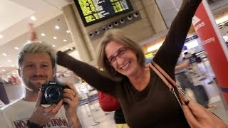 SURPRISING MOM WITH DREAM VACATION!! Video