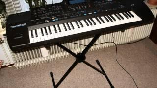 Beki Bekic - Cubura uzivo matrica (Roland E96)