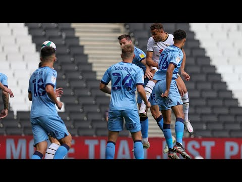 Milton Keynes Coventry Goals And Highlights