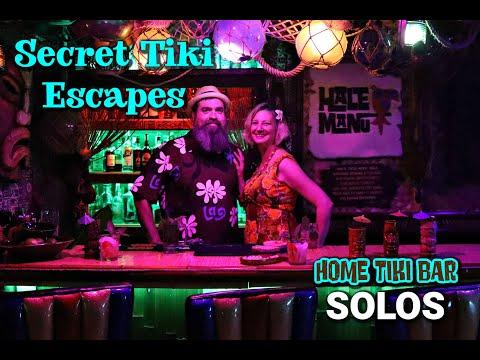 Hale Manu: Home Tiki Bar: Nashville Tennessee Interviews Vintage Finds Mugs