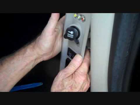 Dodge Grand Caravan USB Port Repair - YouTube