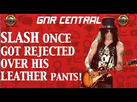 Guns N' Roses  True Story Of How Slash Almost Joined The Stone Roses