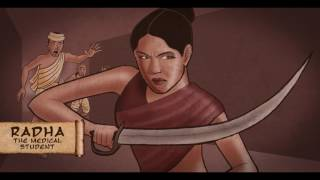 The Boy from Pataliputra book trailer