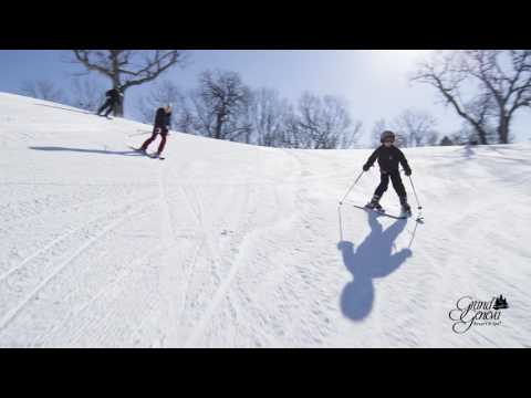 Wisconsin's Best Ski Resort - The Mountaintop at Grand Genev