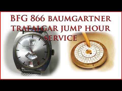 Trafalgar Jump Hour BFG 866 Baumgartner
