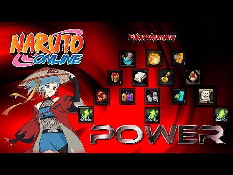 Naruto Online || A 'Simple' Guide To Power