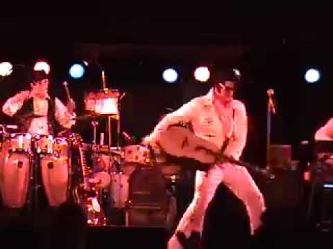 Echo's of Elvis - Eddie Hughes