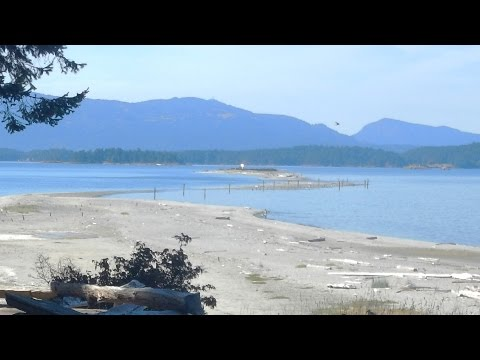 Great BC Beaches Sidney Spit