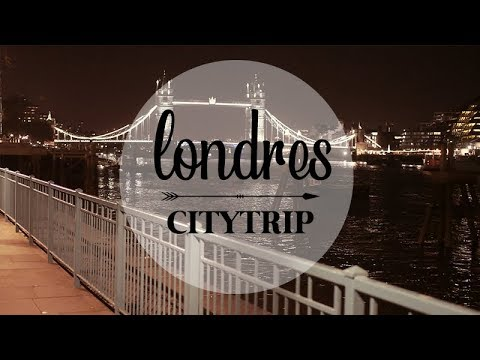 LONDRES CityTrip 2018 (Buckingham, Camden, Notting hill, Tower Bridge, Regent Street...)