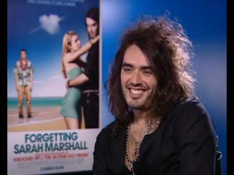Russell Brand Forgetting Sarah Marshall interview
