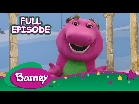 🍭 Barney's Around The World Adventure - Part 5 (Full Episode)