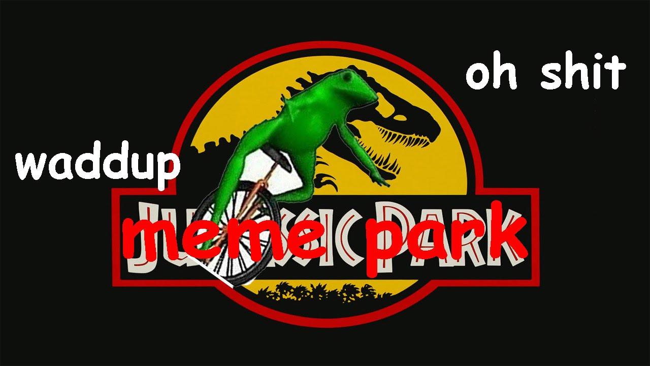 maxresdefault dat boi park (mlg jurassic park) youtube,Its Dat Boi Meme