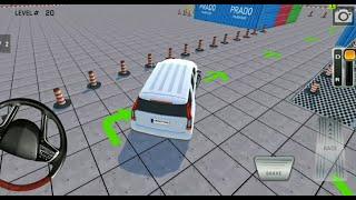Car Parking Simulator Games: Prado Car Games 2021  Day 5 #ManishAndroidGaming screenshot 5