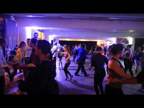 Ahinama Salsa Festival - Social Dancing with Anne Boehm