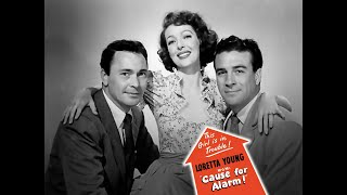 Cause For Alarm! - Full Movie | Loretta Young, Barry Sullivan, Bruce Cowling, Margalo Gillmore YouTube Videos