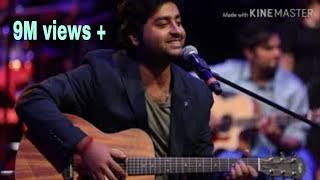 Meri Aankhon Mein Aake Mujhe thoda Rula De - lyrics Arijit singh 2019