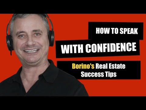 HOW TO PROSPECT WITH CONFIDENCE - Real Estate Agents Overcoming Fear Of Cold Calling
