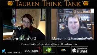 Tauren Think Tank Episode #166 - Six Foot Twelve Inches