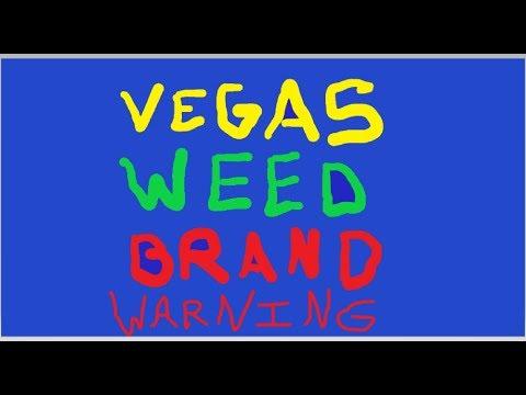 Vegas Cannabis Brands Warning